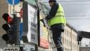 Количество рекламных конструкций сократится в Петербурге до пятисот единиц
