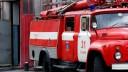 На территории строящегося «Лондон Парка» случилось возгорание