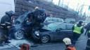 В Петербурге в результате массового ДТП погиб один человек