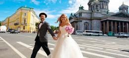 В июле свадебный сезон достиг пика