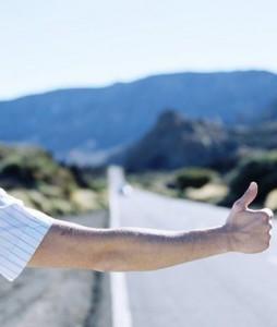 Кругосветные гонки  автостопом