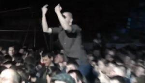 Появилось видео, как освистали Дмитрия Козака в Санкт – Петербурге.