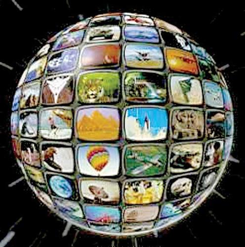 Спутниковое телевидение и тарелки