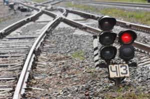 Строительство железной дороги Москва – Петербург.