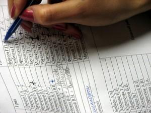 Городским избирательным комитетом принято решение об изменении списков избирателей