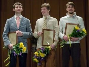 В Петербурге впервые вручили молодежные премии