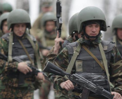 Питерские спецназовцы попали в аварию под Москвой