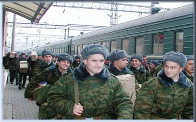 праздник, посвященный призывникам в Приморском районе