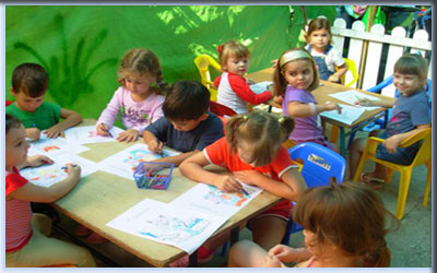 Появление еще одного нового детского сада в Санкт-Петербурге