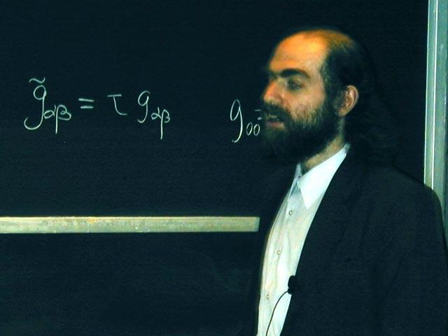 Перельман может стать академиком, сам того не желая