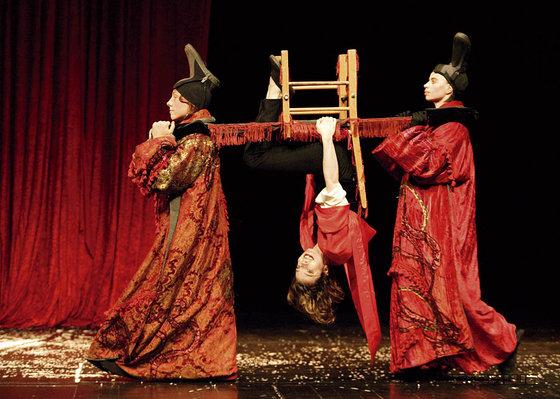 В Петербурге открылся театральный фестиваль «Ученики мастера»