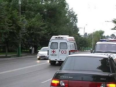В Красногвардейском районе произошло столкновение трёх машин