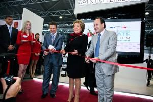 Международный инвестиционный форум по недвижимости PROEstate стартовал сегодня в Петербурге