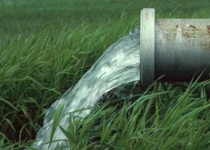 Очищение сточных вод Петербурга
