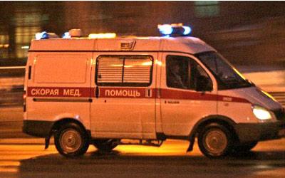 В центре Санкт-Петербурга 14- летний подросток сорвался с высоты пятого этажа.