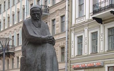 В Петербурге отмечается годовщина со смерти Федора Достоевского