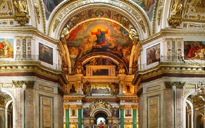 При реставрации Исаакиевского собора было найдено послание из прошлого