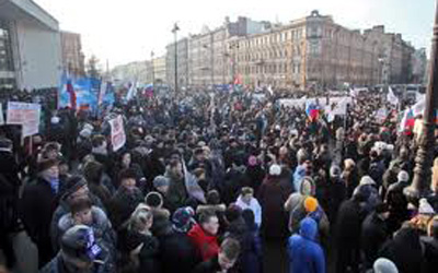 Жители Петербурга не хотят возвращения в 90-е годы