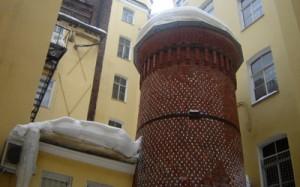 «Башня грифонов» стала архитектурным памятником