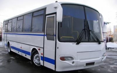 На Витебском проспекте снят с рейса неисправный маршрутный автобус