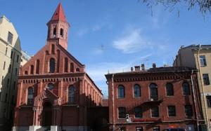 В лютеранской церкви святого Яана больше не будут проводиться богослужения на эстонском языке