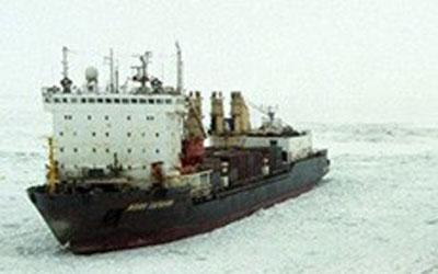 Ледокол «Капитан Измайлов» первым вышел на дежурство в Финский залив