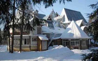 Из-за морозов закрыт музей Ильи Репина «Пенаты»