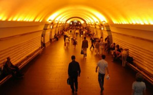 Три станции петербургского метрополитена будут закрыты на ремонт в 2012 году