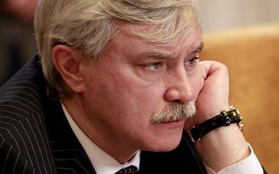 Георгий Полтавченко поздравил петербургских журналистов с профессиональным праздником