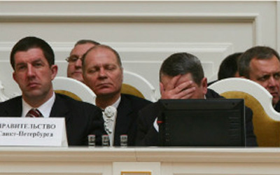 Правительство Петербурга раскритиковало доклад Комитета по здравоохранению