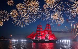 Власти Петербурга начали подготовку к «Алым парусам»