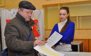 В городе заработала информационная служба по вопросам выборов