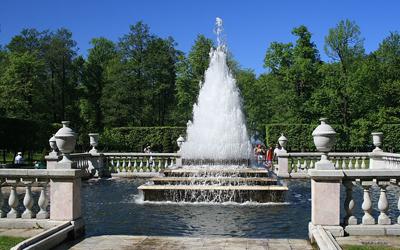 Петербургские фонтаны ждет реконструкция на 9,3 миллиона
