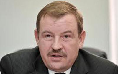 Генерал Умнов представлен своему коллективу