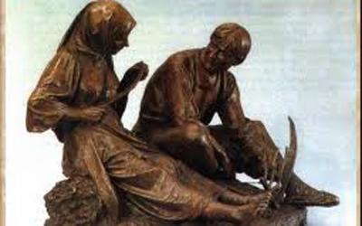 В Петербурге открылась выставка скульптора Беклемишева