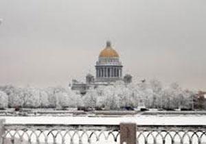 Январь в петербурге будет теплее