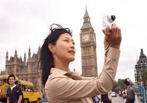 Turistka iz Kitaya