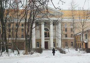 В Петербурге в Александровском парке появится интерактивная зона Ленфильма