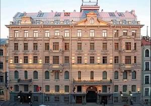 Гостиницы Санкт-Петербурга приятно удивляют