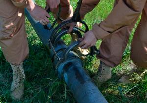 В Крыму создали систему трубопроводов для пресной воды