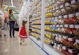 Петербуржцы стали ответственнее подходить к своим покупкам: продуктам, посуде и тнп