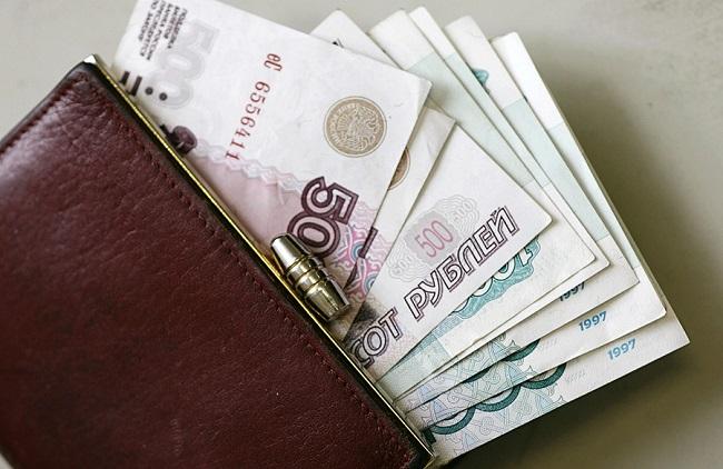 Реальные зарплаты петербуржцев за год снизились на 9,3%