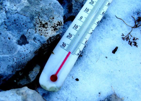 Сотрудники МЧС предупреждают петербуржцев о сильных морозах