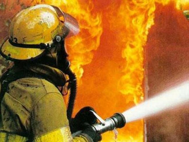 20 человек были эвакуированы из-за пожара в одной из квартир Северной столи ...