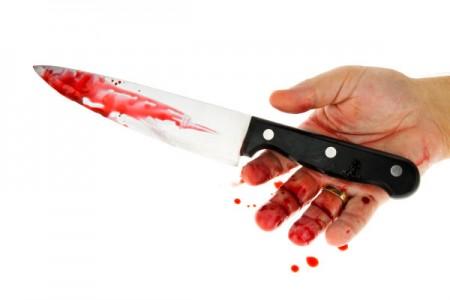 Женщина зарезала своего супруга ножом в Санкт-Петербурге