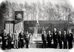 Памятник рабочим завода им. М.И. Калинина получит вторую жизнь