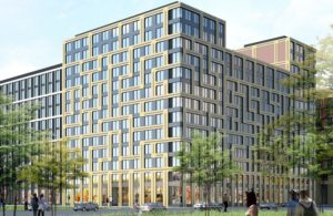 «Бриллиантовую огранку» придадут офисному зданию в «Искра-Парк». Появился смысл переехать в Москву